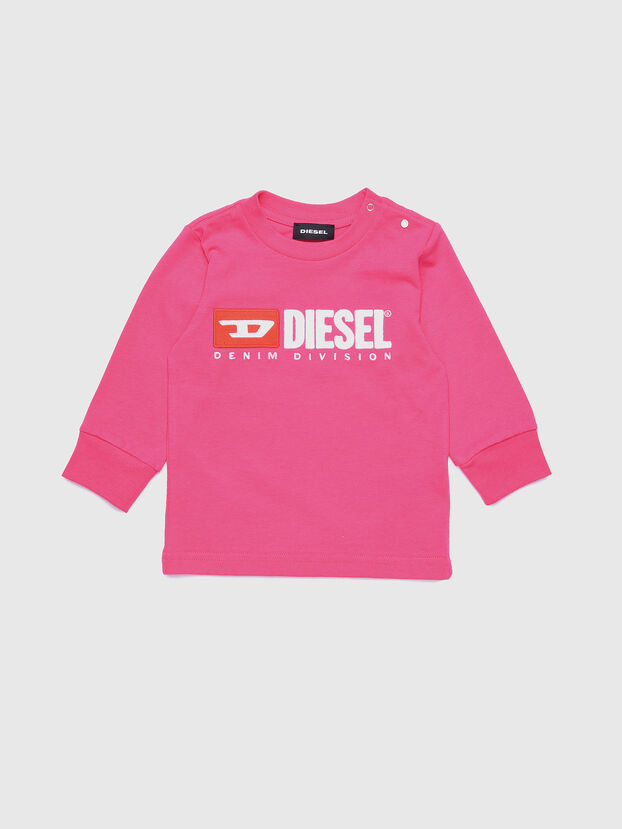 TJUSTDIVISIONB ML, Fuchsia - T-shirts et Hauts