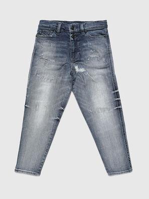 ALYS-J, Bleu Clair - Jeans
