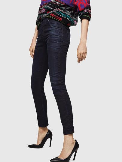 Diesel - Krailey JoggJeans 069IC, Bleu Foncé - Jeans - Image 4