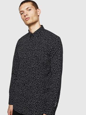 S-VEN-NAIL, Noir/Blanc - Chemises