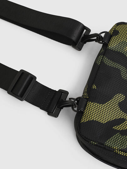Diesel - ODERZO, Vert Camouflage - Sacs en bandoulière - Image 6