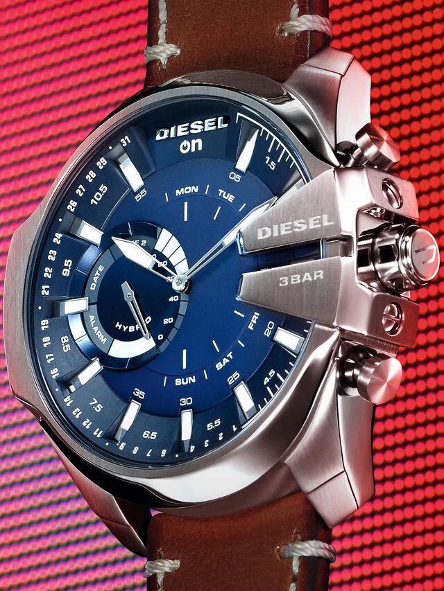 Diesel - DT1009, Marron - Smartwatches - Image 2