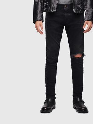 Tepphar 069DV, Noir/Gris foncé - Jeans