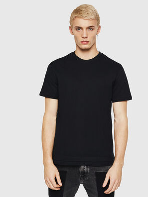 T-DIAMANTIK-NEW, Noir - T-Shirts