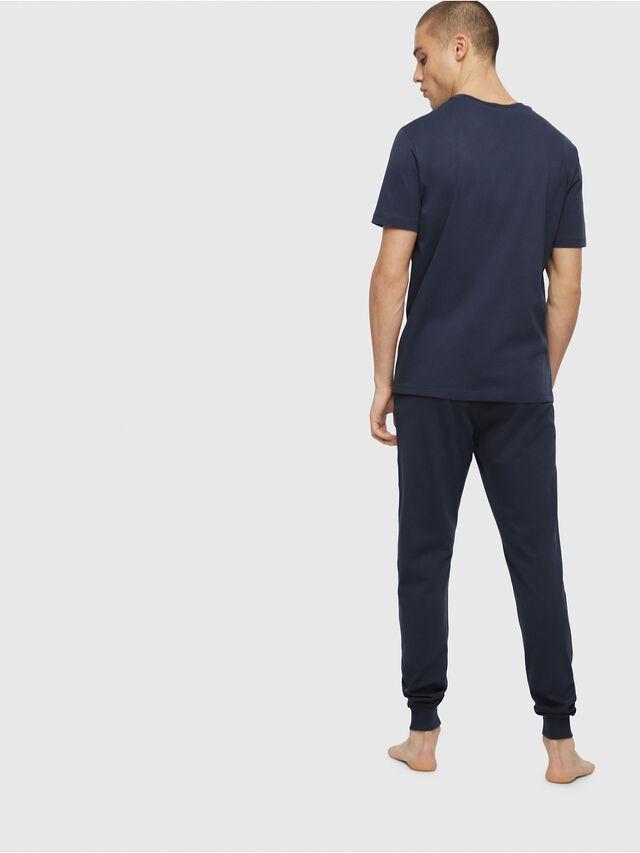 Diesel - UMSET-JAKE-JULIO, Bleu Nuit - Pyjamas - Image 2
