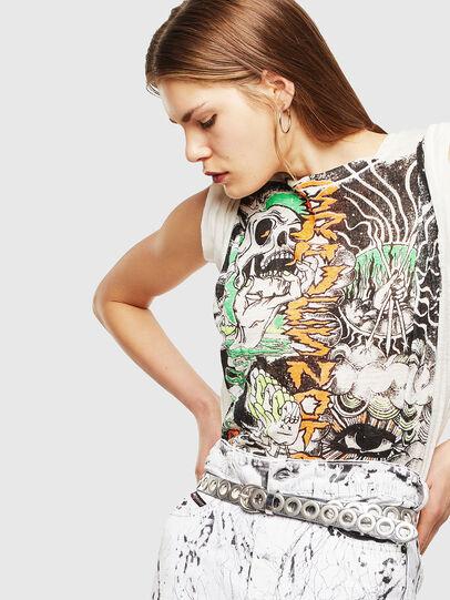 Diesel - T-DARIA-YB,  - T-Shirts - Image 4