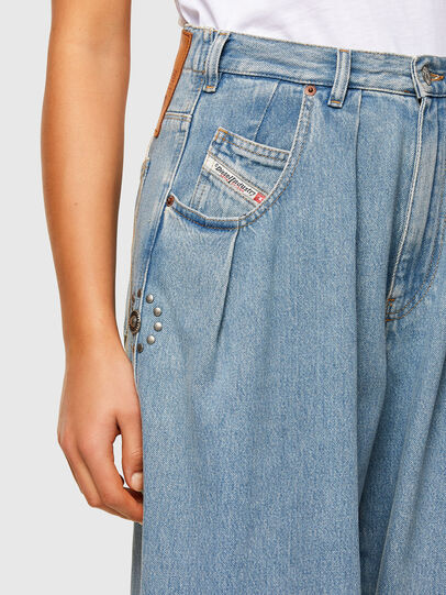 Diesel - D-Concias 009RQ, Bleu Clair - Jeans - Image 3