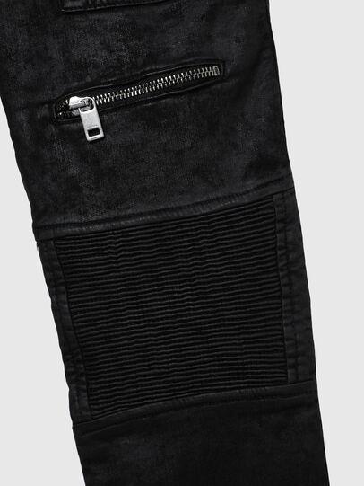 Diesel - D-DERROT-SP-J JOGGJEANS, Noir - Jeans - Image 4