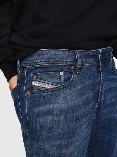 Diesel - Waykee 082AZ, Bleu Foncé - Jeans - Image 3