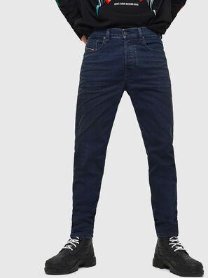 Mharky 0078D, Bleu Foncé - Jeans