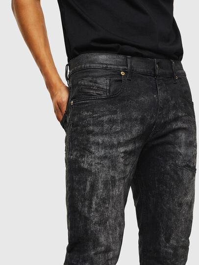 Diesel - D-Strukt 069KE, Noir/Gris foncé - Jeans - Image 5