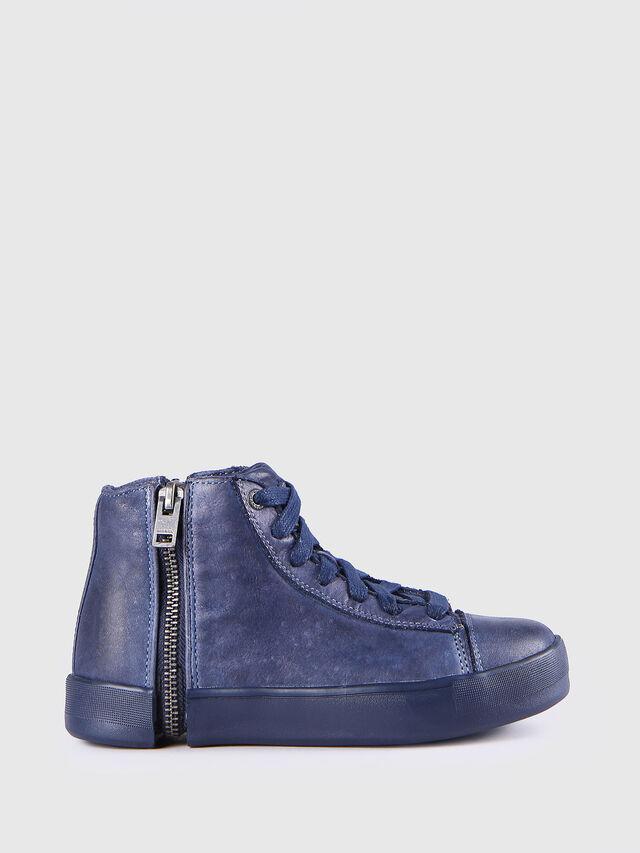 Diesel - SN MID 24 NETISH YO, Bleu Marine - Footwear - Image 1