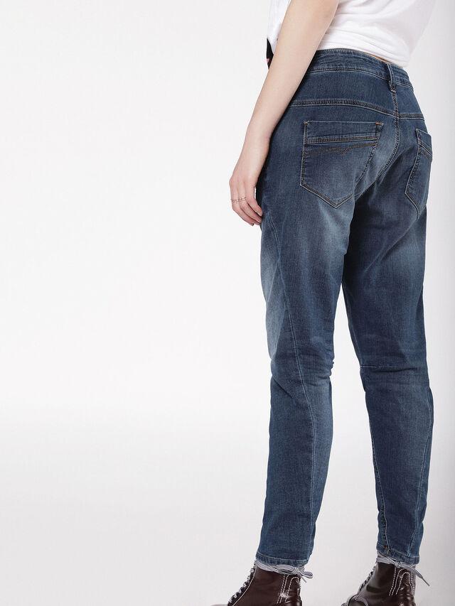 Diesel - Fayza JoggJeans 0699Y, Bleu moyen - Jeans - Image 2