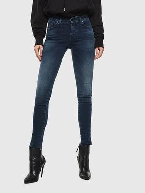 Slandy 084UT, Bleu Foncé - Jeans