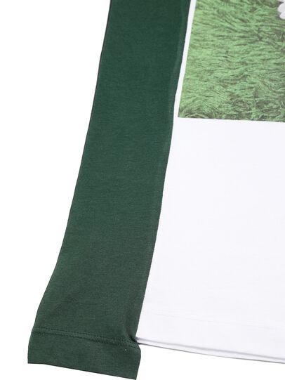 Diesel - D-FRANKENSTEIN 2.1, Blanc/Vert - T-Shirts - Image 6