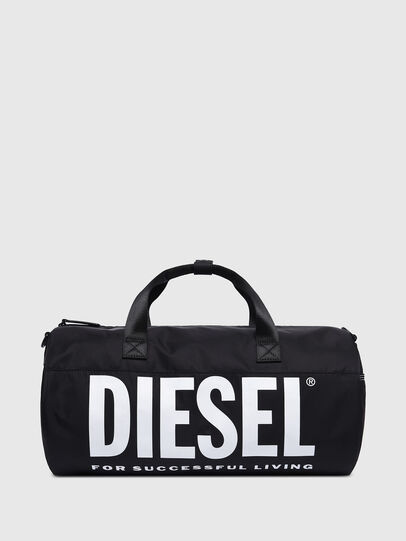Diesel - BOLD DUFFLE, Noir - Sacs - Image 1