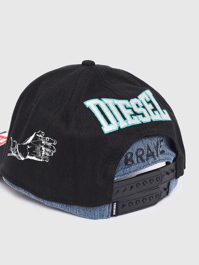 Diesel - CERA, Noir - Chapeaux - Image 3