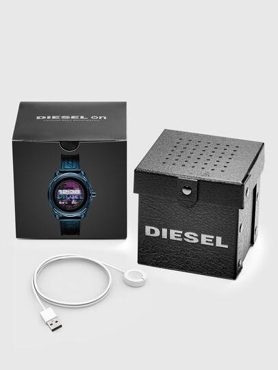 Diesel - DT2020, Bleu - Smartwatches - Image 5