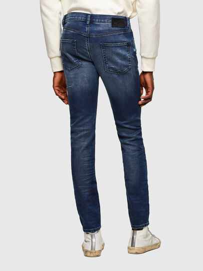 Diesel - D-Strukt JoggJeans® 069SL, Bleu Foncé - Jeans - Image 2