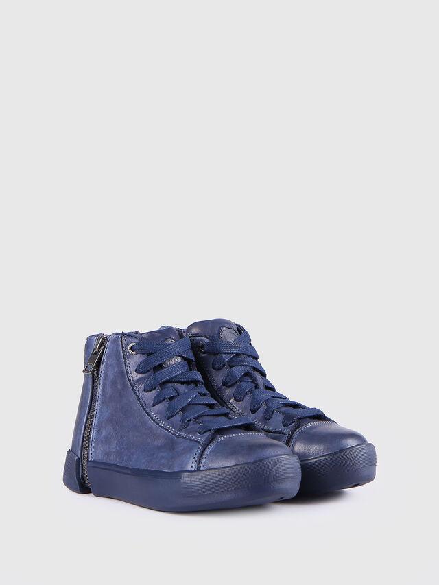 Diesel - SN MID 24 NETISH YO, Bleu Marine - Footwear - Image 2