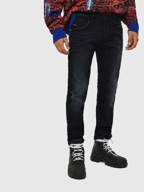D-Bazer 0679R, Noir/Gris foncé - Jeans