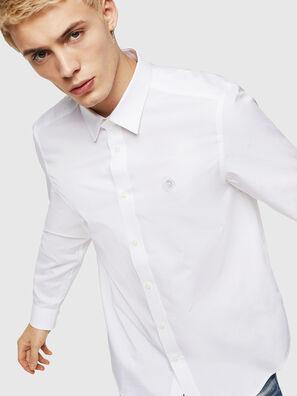 S-BILL, Blanc - Chemises
