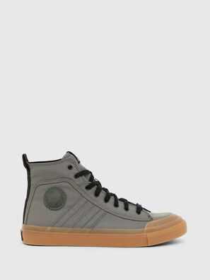 S-ASTICO MID LACE, Vert Olive - Baskets