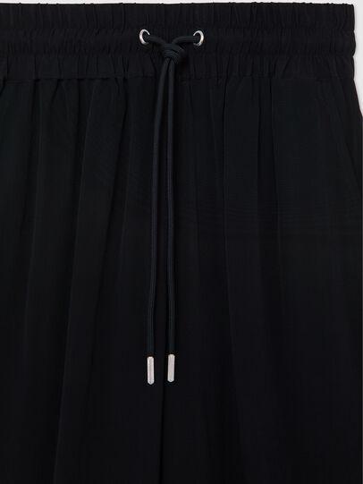 Diesel - P-CHINILLE-WOV, Noir - Pantalons - Image 3