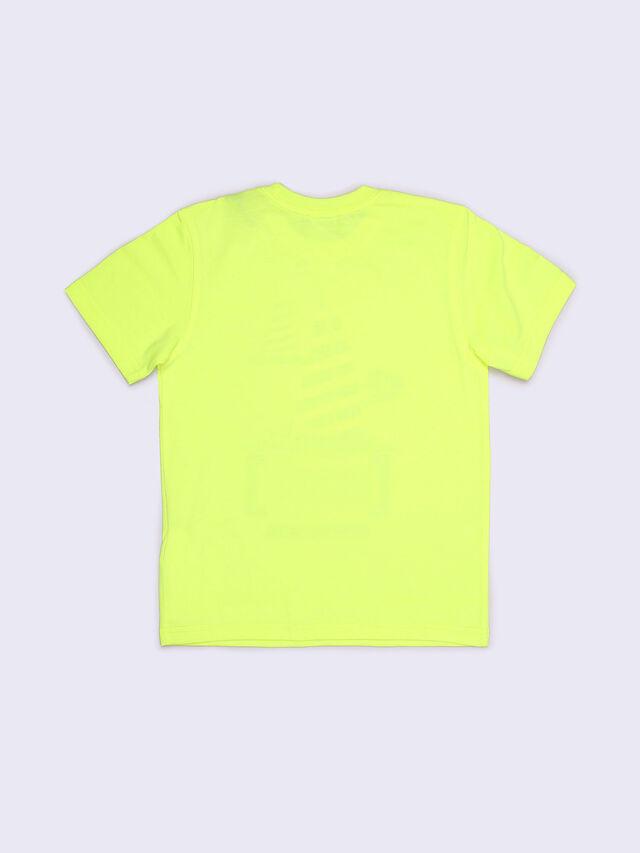 TIMTAM, Jaune fluorescent
