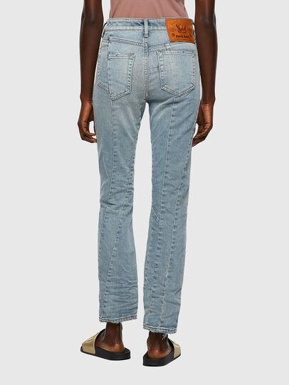 Diesel - D-Joy 09A65, Bleu Clair - Jeans - Image 2