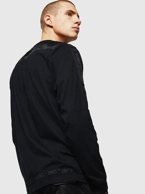 T-JUST-LS-BX3, Noir - T-Shirts