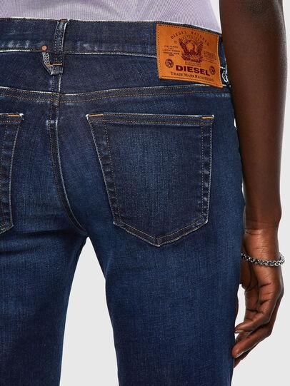 Diesel - D-Ebbey 09A30, Bleu Foncé - Jeans - Image 3
