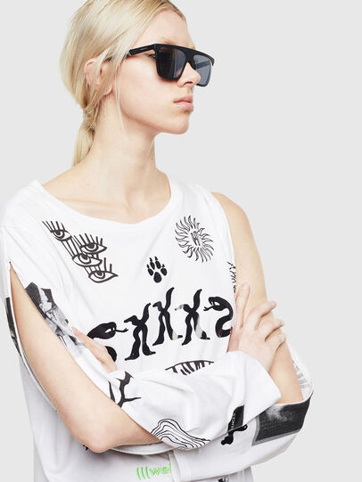 Diesel - T-ROSY-A,  - T-Shirts - Image 4