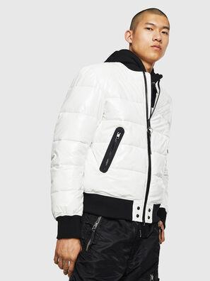 W-ON, Blanc - Vestes d'hiver