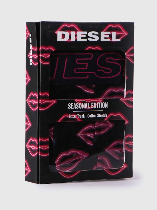 Diesel - UMBX-DAMIEN, Noir/Rose - Boxeurs courts - Image 4