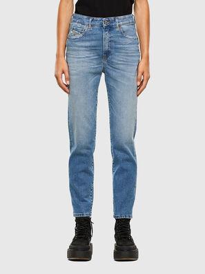 D-Joy 009EU, Bleu Clair - Jeans