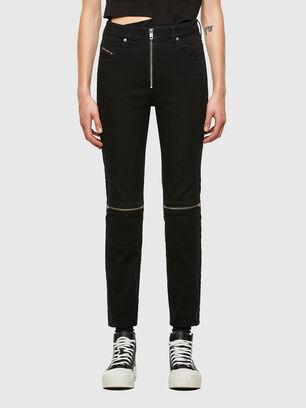 D-Joy 0688H, Noir/Gris foncé - Jeans
