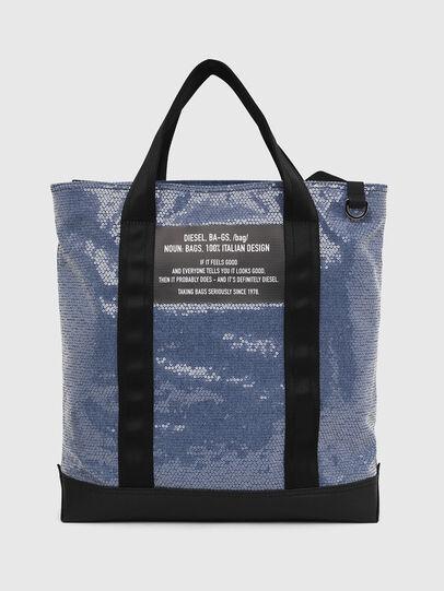 Diesel - F-THISBAG SHOWAY, Bleu/Noir - Cabas et Sacs d'Épaule - Image 1