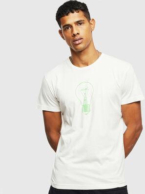 T-DIEGO-S9, Blanc - T-Shirts