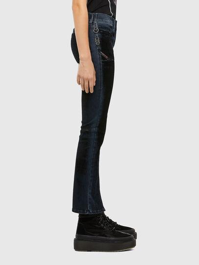 Diesel - Slandy 009KN, Bleu Foncé - Jeans - Image 3