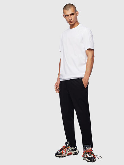 Diesel - T-GLASSY, Blanc - T-Shirts - Image 5
