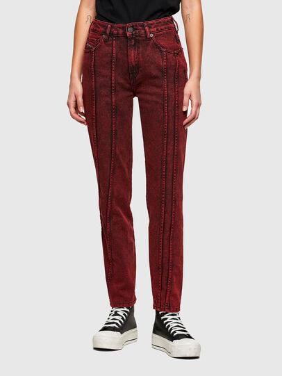 Diesel - D-Joy 009RJ, Rouge - Jeans - Image 1
