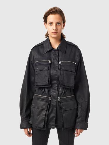 Veste vêtement de travail en JoggJeans® enduit