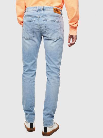 Diesel - Sleenker 009BJ, Bleu Clair - Jeans - Image 2