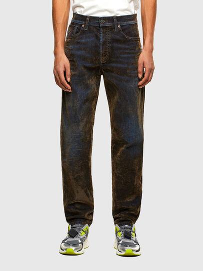 Diesel - D-Fining 069TM, Bleu Foncé - Jeans - Image 1