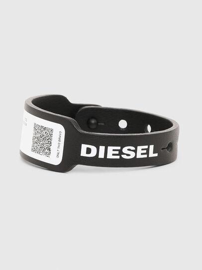 Diesel - A-WARD, Noir - Bijoux et Gadgets - Image 1
