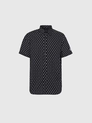 S-RILEY-SHO-KA, Noir - Chemises