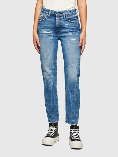 Diesel - D-Joy 009MV, Bleu Clair - Jeans - Image 1