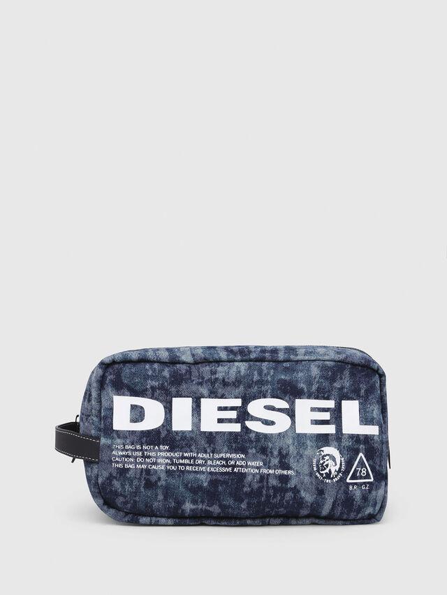 Diesel - POUCHH, Jean Bleu - Bijoux et Gadgets - Image 1