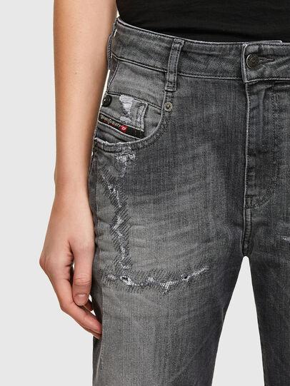 Diesel - Fayza JoggJeans® 009QT, Noir/Gris foncé - Jeans - Image 3
